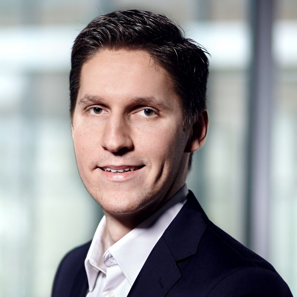 Portraitfoto Dominik Laufs